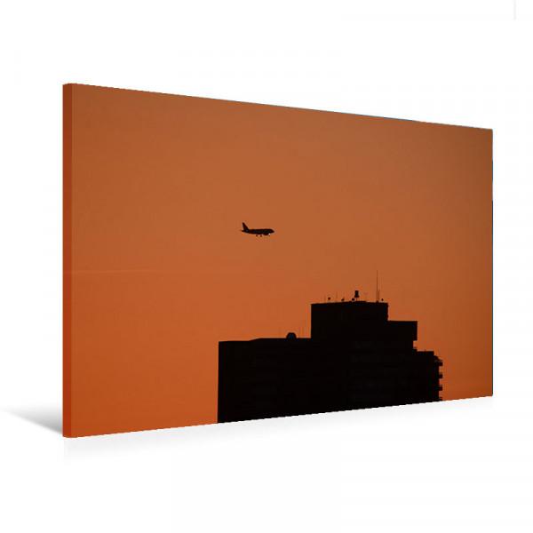 "Leinwandbild ""Schattenflugzeug"""
