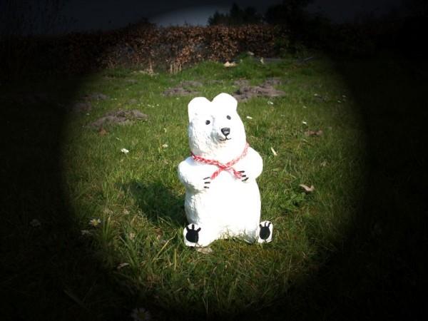 Dekofigur Eisbär Modell Knut