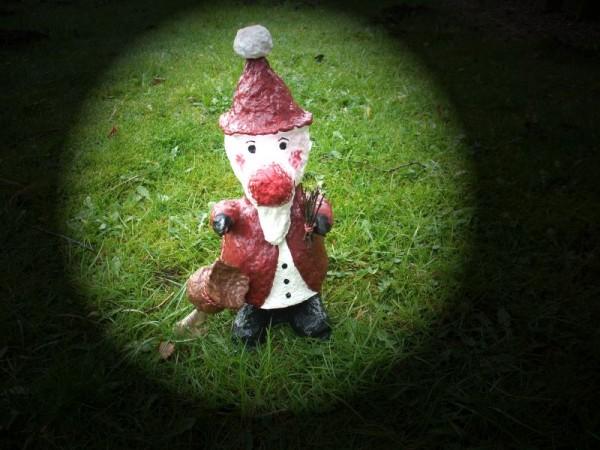 Dekofigur Weihnachtsmann Modell Knolle