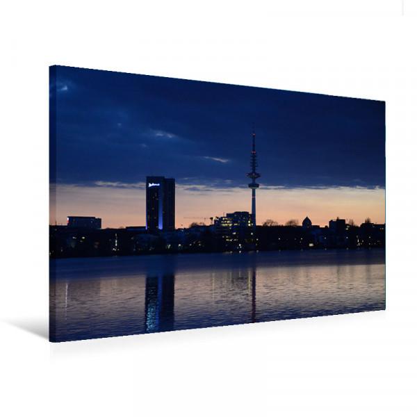 "Leinwandbild ""Stadtspiegel"""