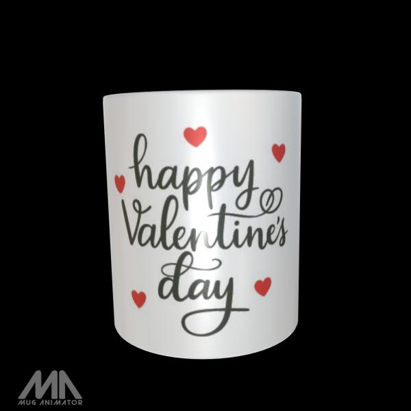 """Tasse bedruckt """"Happy Valentines Day"""""""