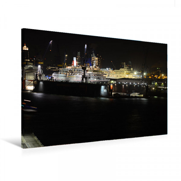 "Leinwandbild ""Hamburg Dock 11"""
