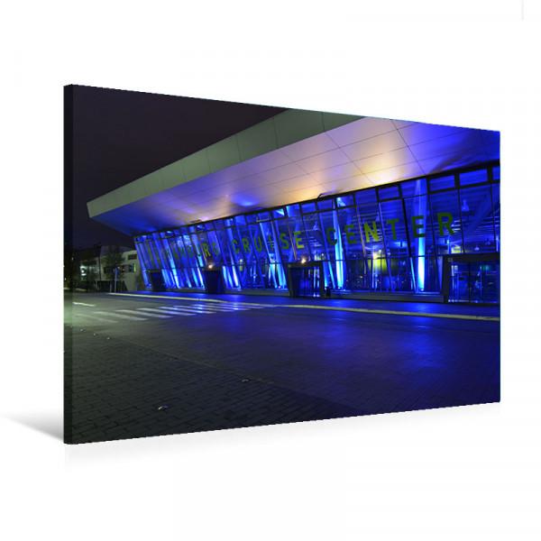 "Leinwandbild ""Cruise Center Hamburg BluePort"""
