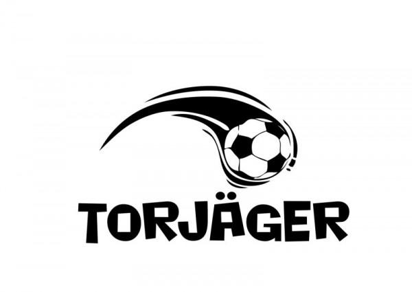 Wandtattoo Torjäger